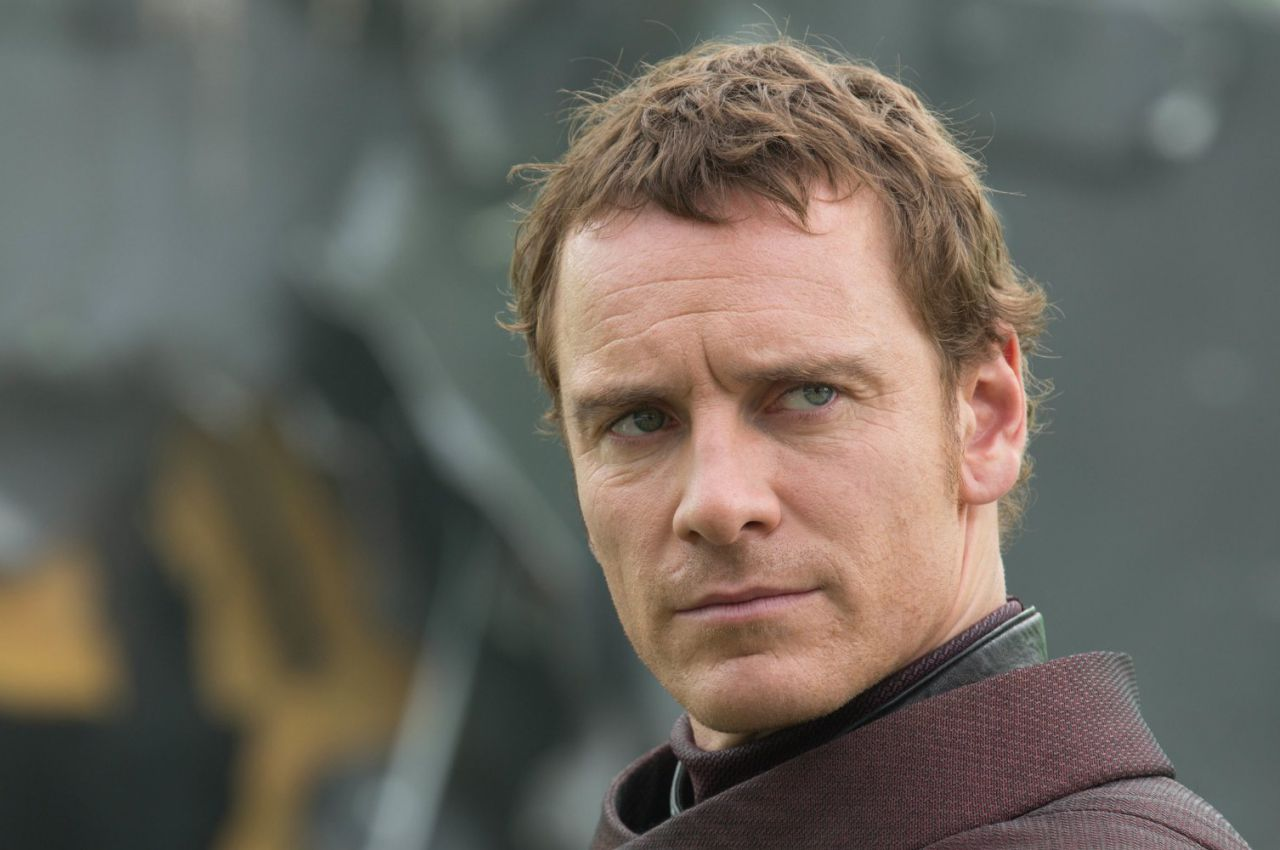 Michael Fassbender Days of Future Past
