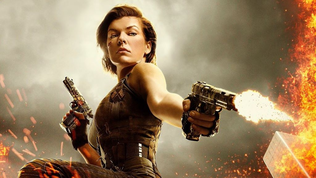 Milla Jovovich Resident Evil: The Final Chapter