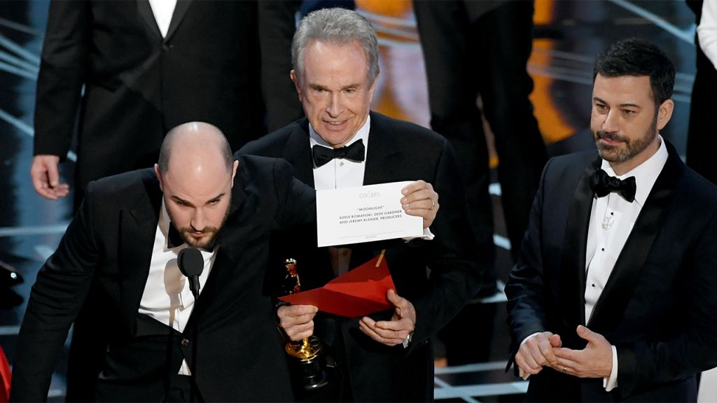 Warren Beatty Oscars