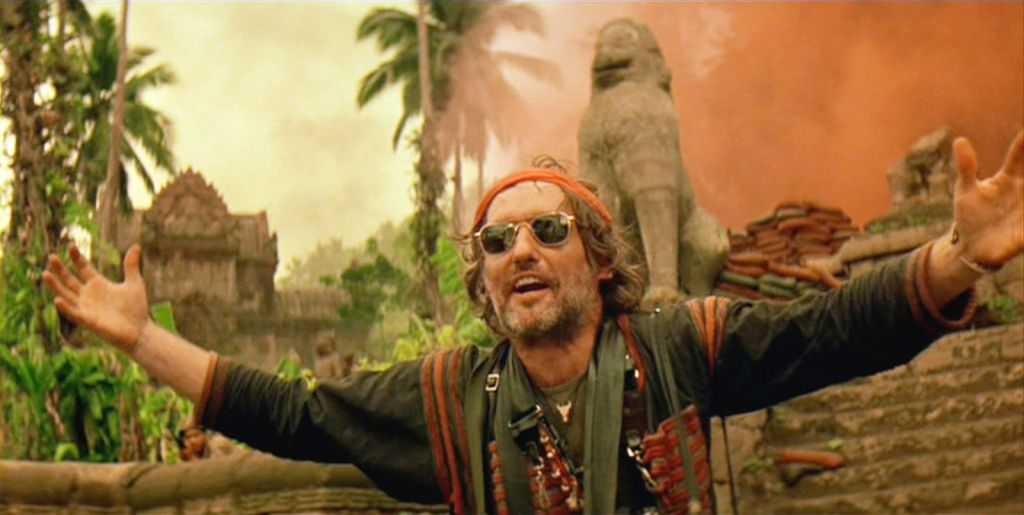 Dennis Hopper in Apocalypse Now