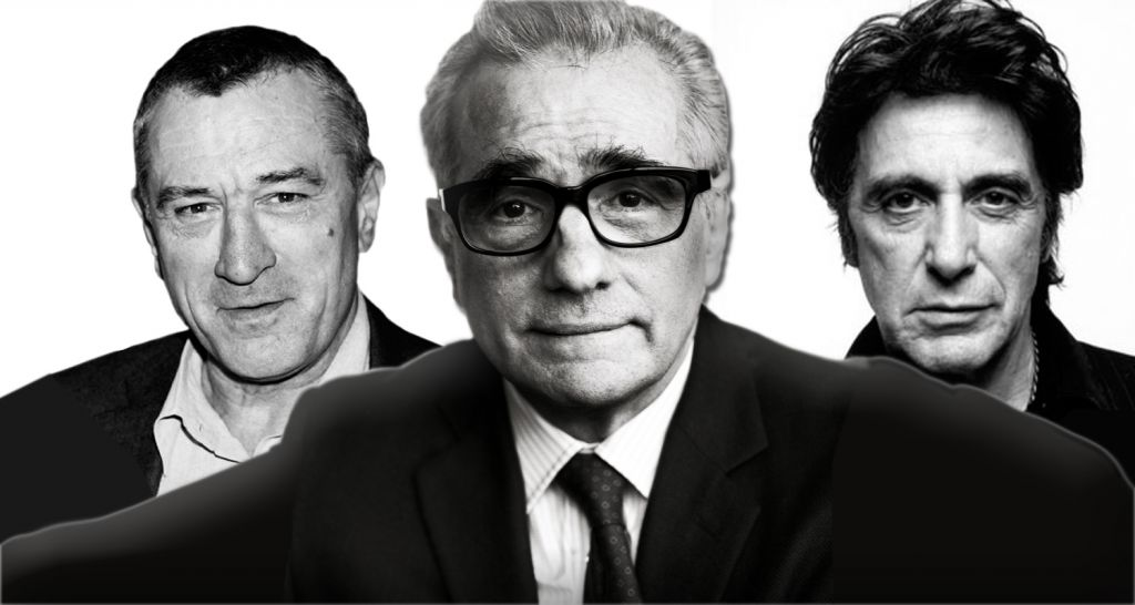 De Niro and Al Pacino and Scorsese on The Irishman