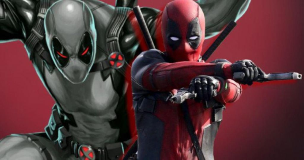 Deadpool with X-Force