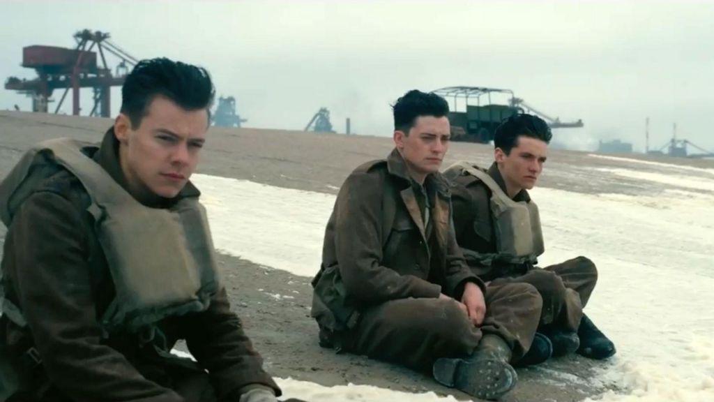 Dunkirk Cast