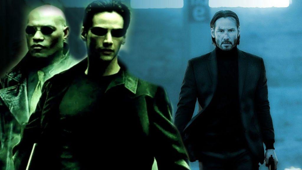 John Wick The Matrix Fan Theory