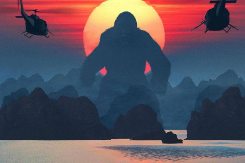 Kong Skull Island Movie Still