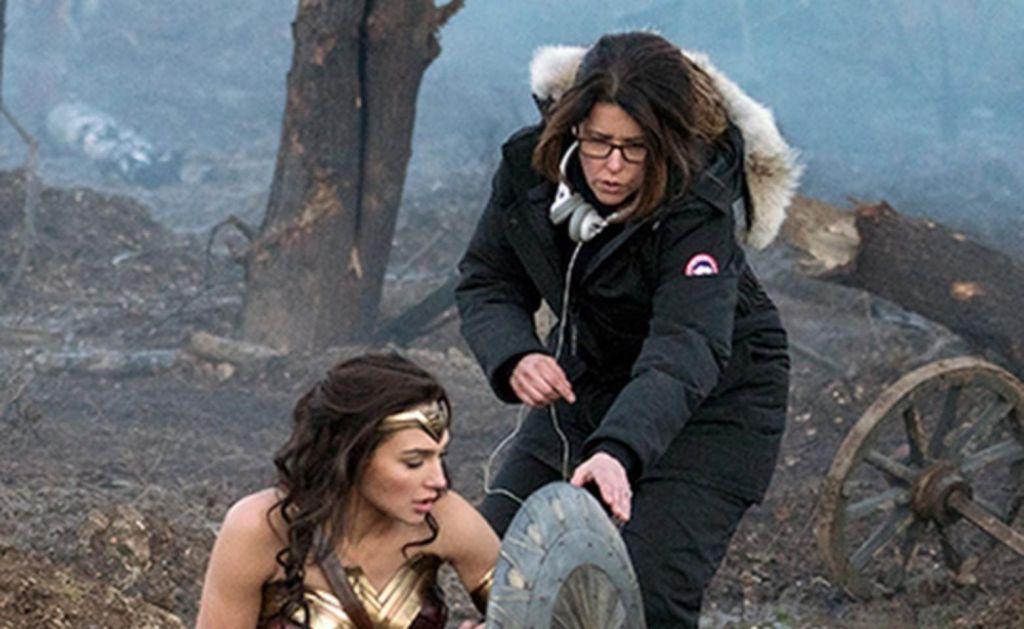 Patty Jenkins Wonder Woman