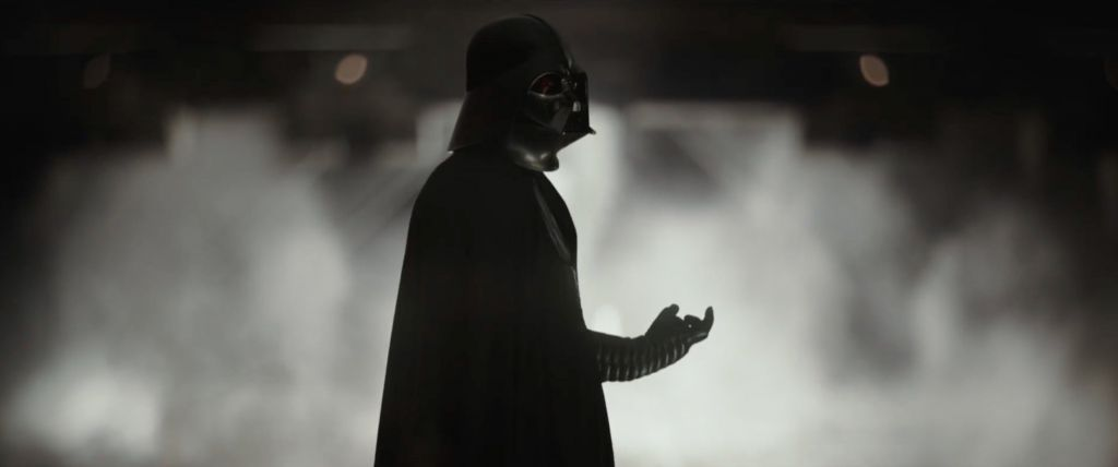 Rogue One A Star Wars Story Darth Vader