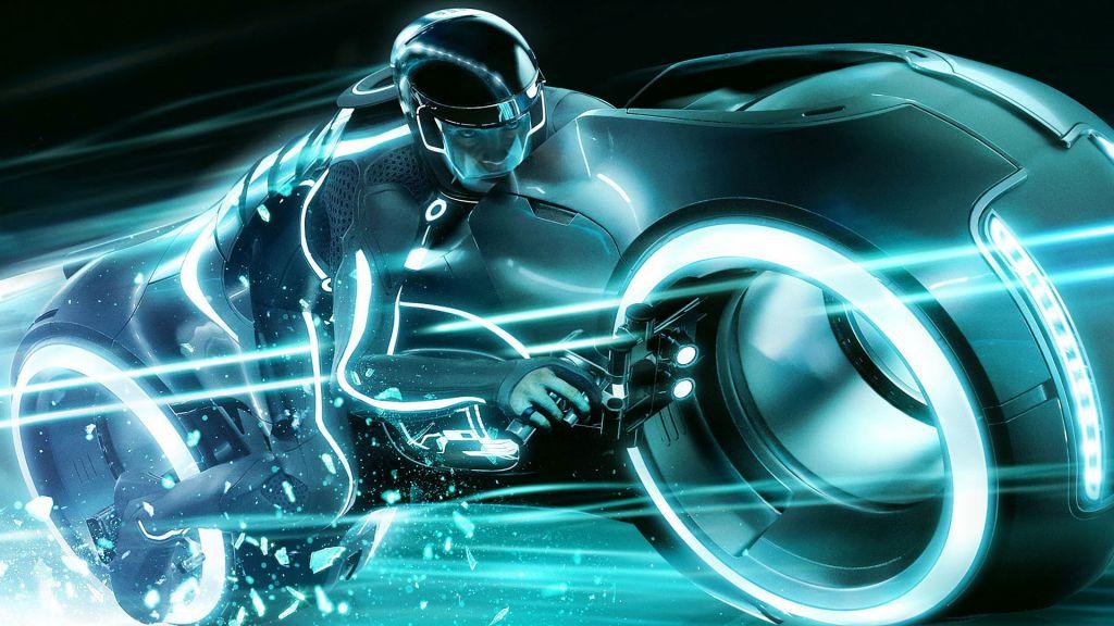 Tron Legacy Bike