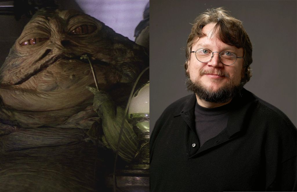 Guillermo del Toro Jabba the Hutt Movie