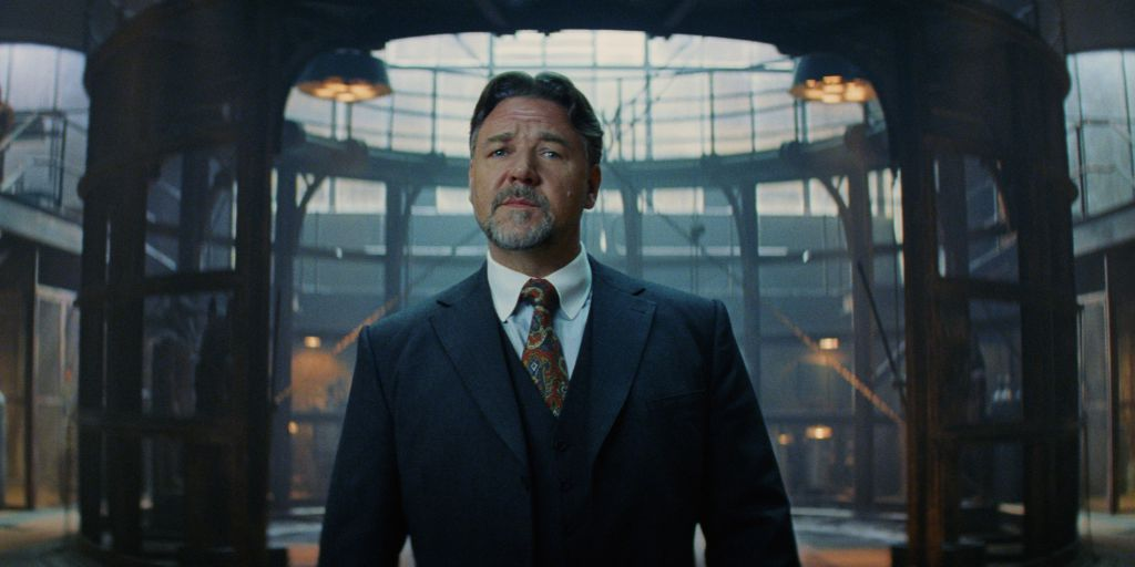 Russell Crowe The Mummy