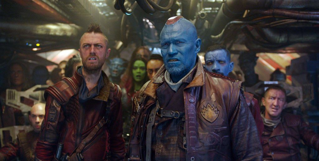 Yondu in Guardians of the Galaxy Vol 2