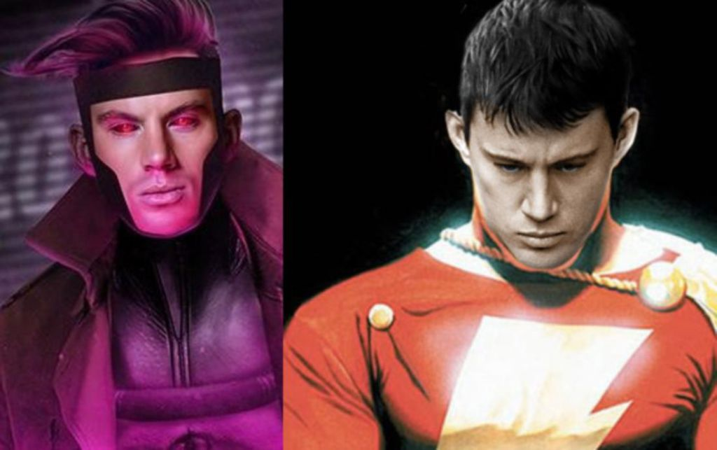 Channing Tatum Captain Marvel