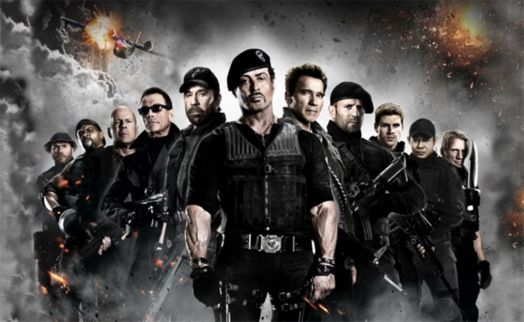The Expendables Cast