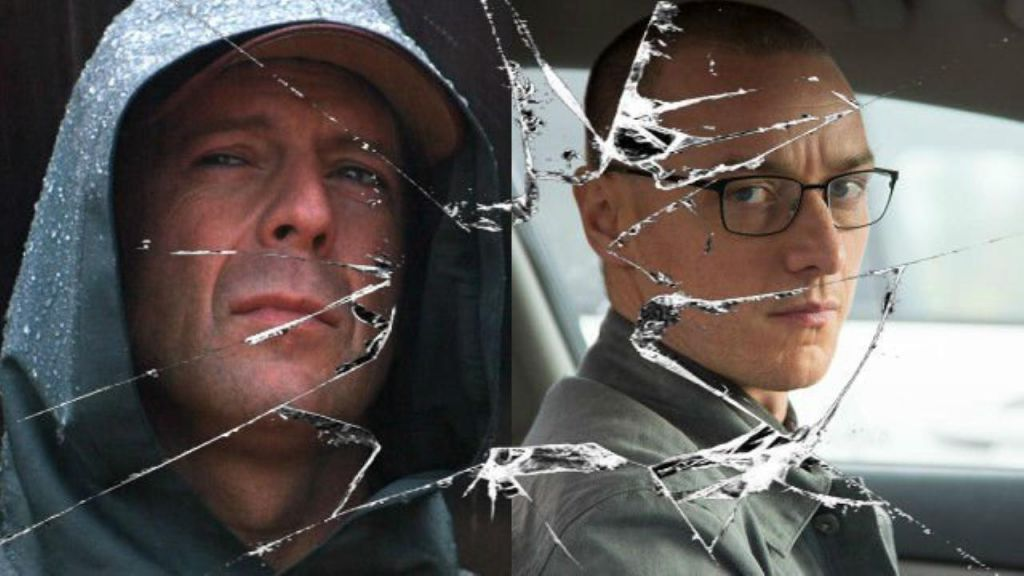 Glass Sequel for Split and Unbreakable