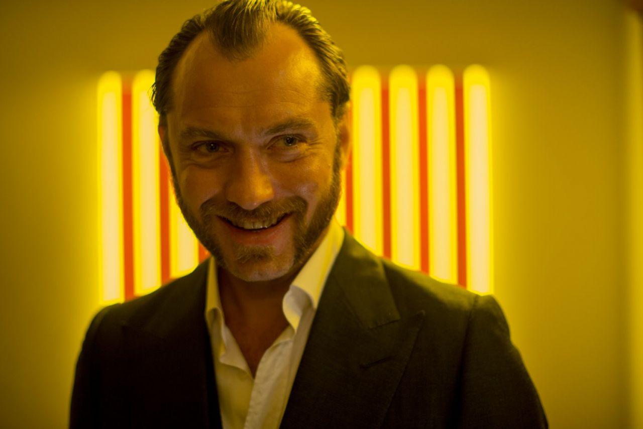 Jude Law in Dom Hemingway