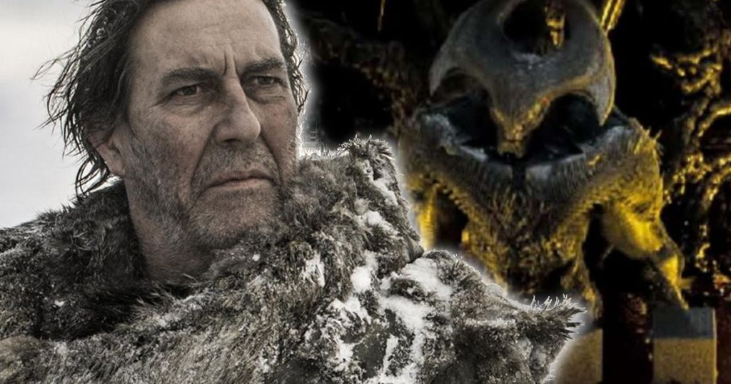 Justice League Steppenwolf Ciaran Hinds