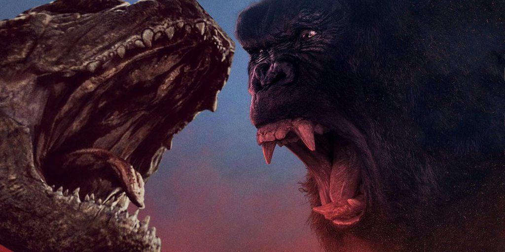 Kong vs Godzilla Monsterverse