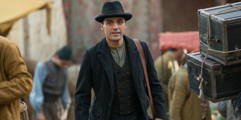 Oscar Isaac in The Promise