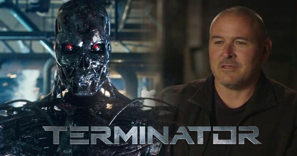 Tim Miller Terminator Reboot