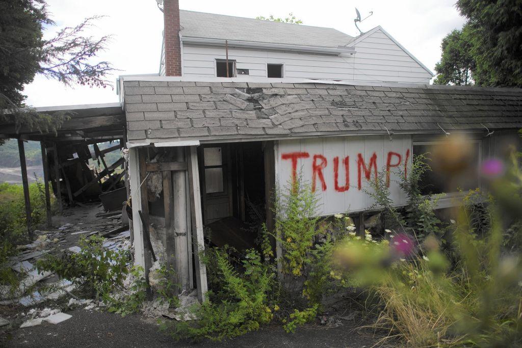 Trump Hillbilly Elegy