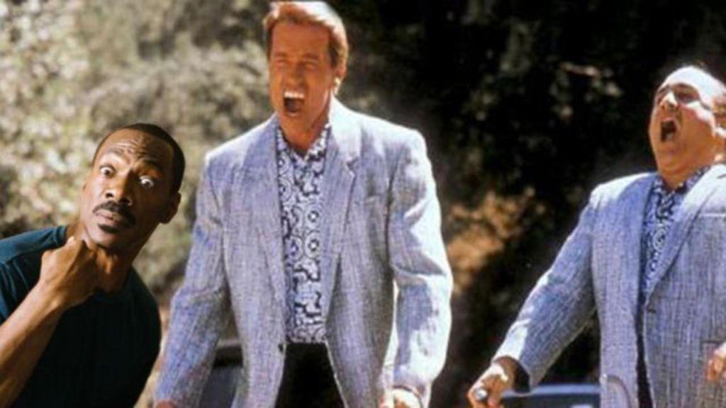 Arnold Schwarzenegger in Twins