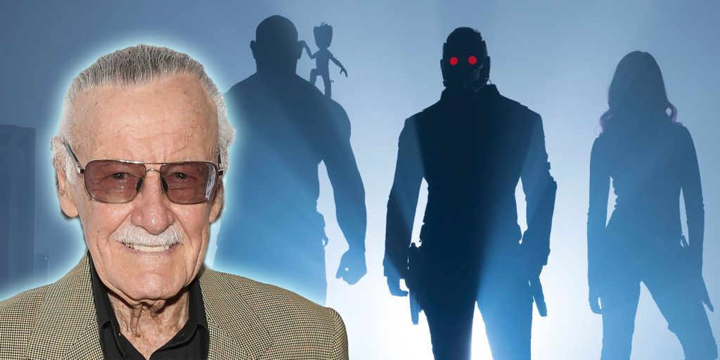 Stan Lee's Cameo on Guardians of the Galaxy