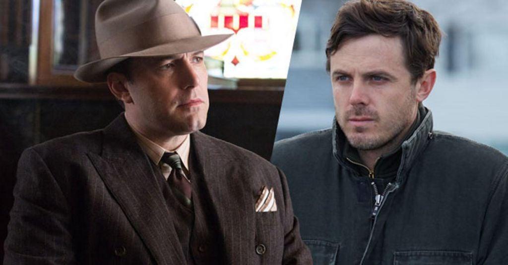 Ben Affleck and Casey Affleck for Netflix Triple Frontier