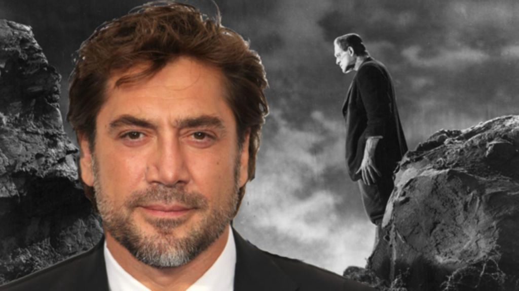 Javier Bardem for Frankenstein