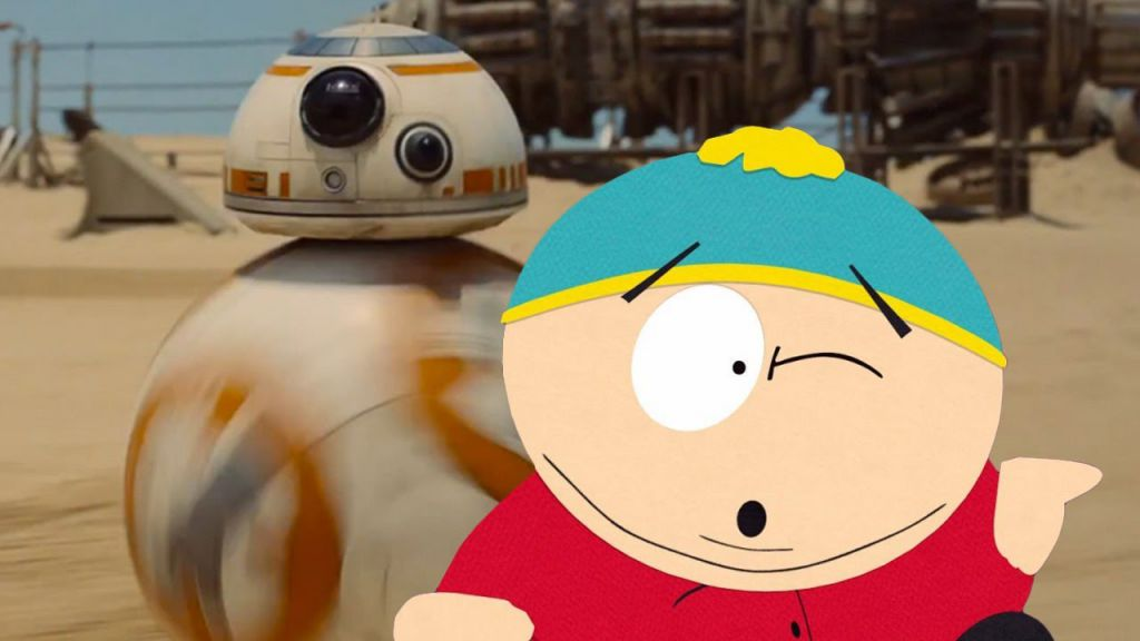 South Park Star Wars