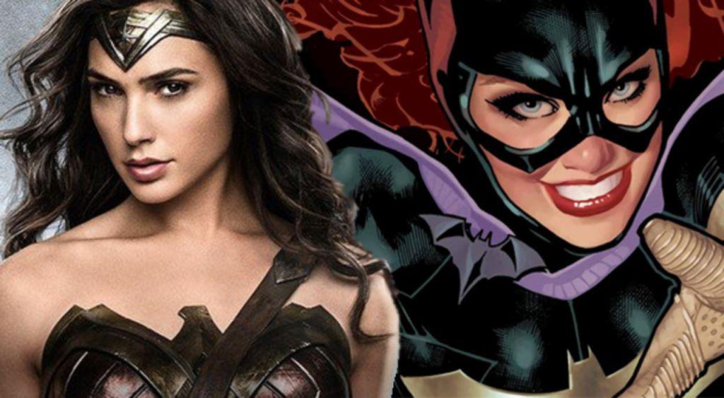 Wonder Woman and Bat Girl