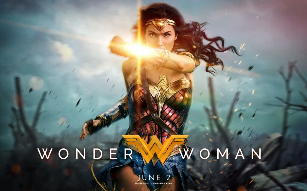 Wonder Woman Quad