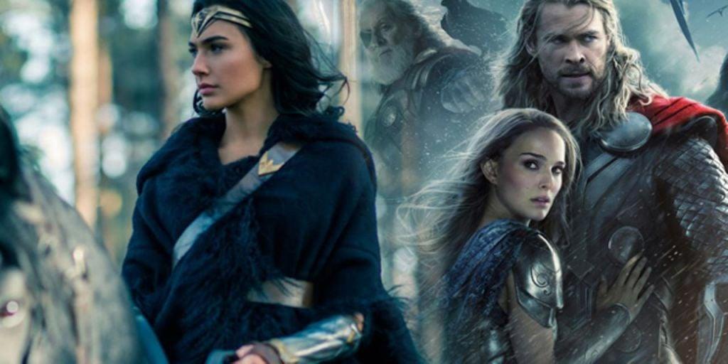 Wonder Woman Thor Patty Jenkins