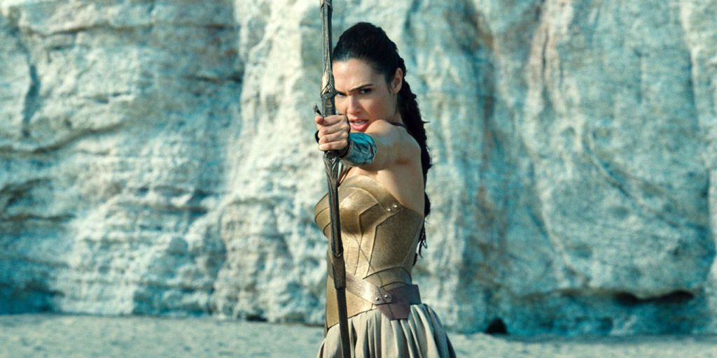 Gal Gadot in Wonder Woman 2