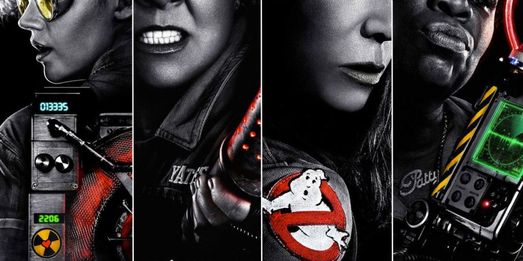 Ghostbusters with Kate McKinnon and Melissa McCarthy