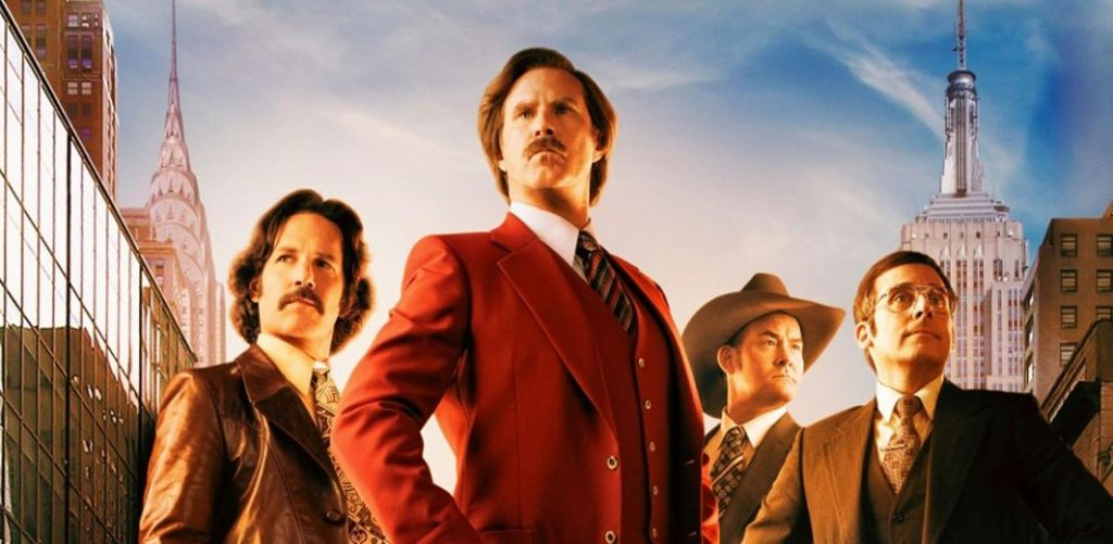 Ron Burgundy Movie Rumors
