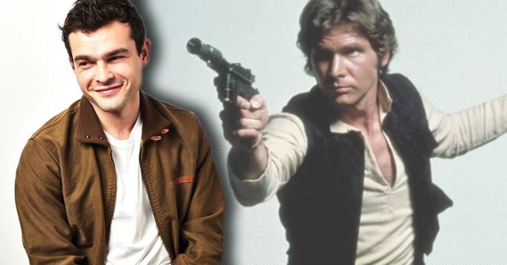 Alden Ehrenreich Casting for Han Solo