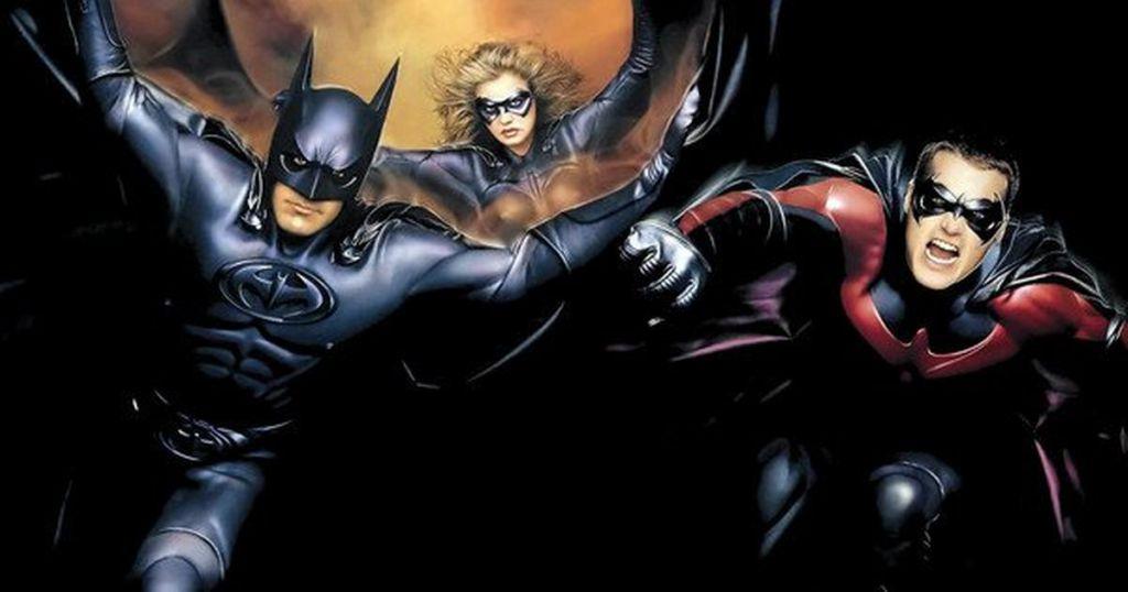 Batman and Robin Cast