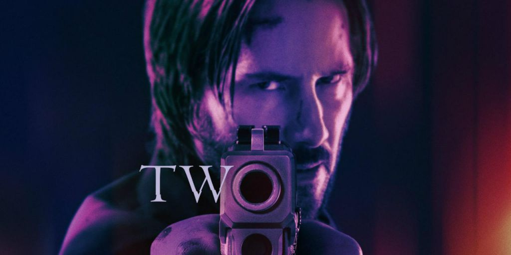 John Wick Chapter 2 Posters