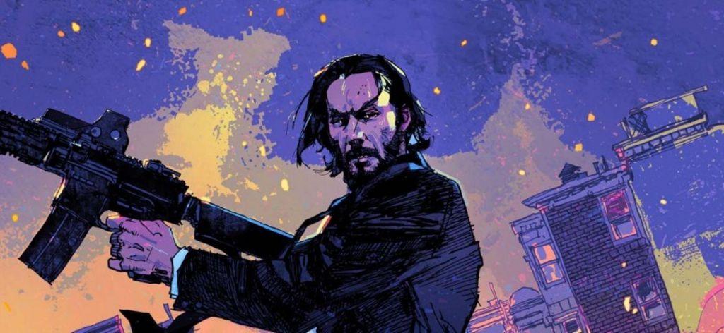 John Wick Chapter 2 Fan Art