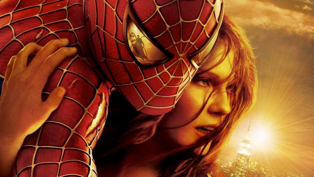 Spider-Man Kirsten Dunst
