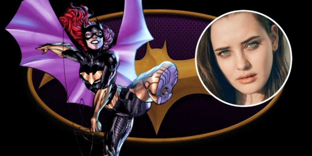 Batgirl Katherine Langford