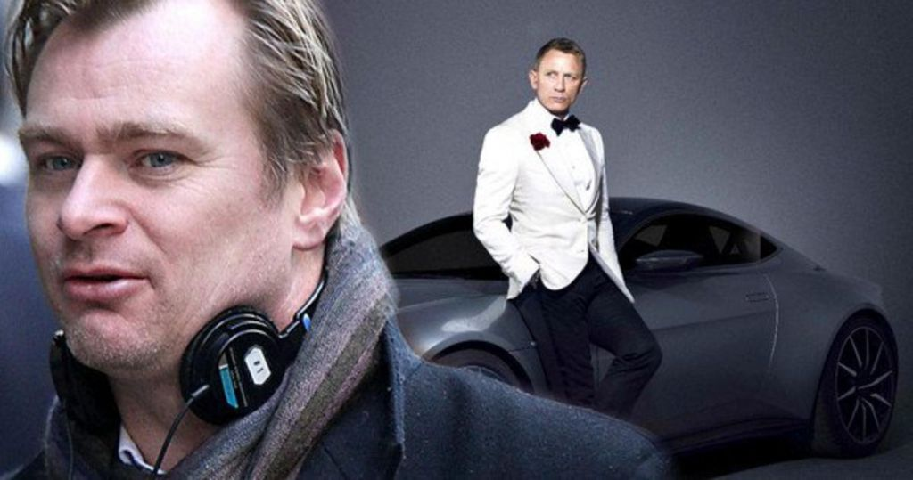 Christopher Nolan Bond Rumor