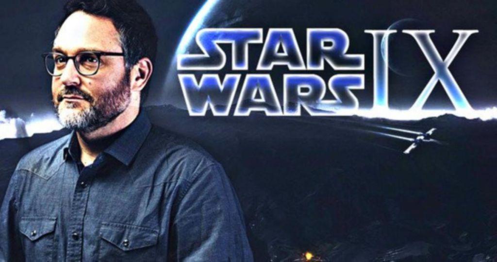Colin Trevorrow on Star Wars 9