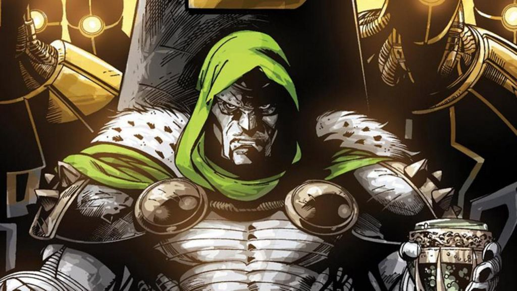 Doctor Doom Marvel