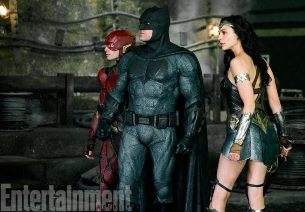 Justice League DC Batman