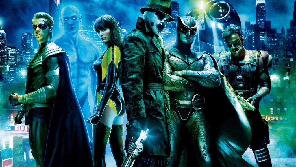 Watchmen DC Poster