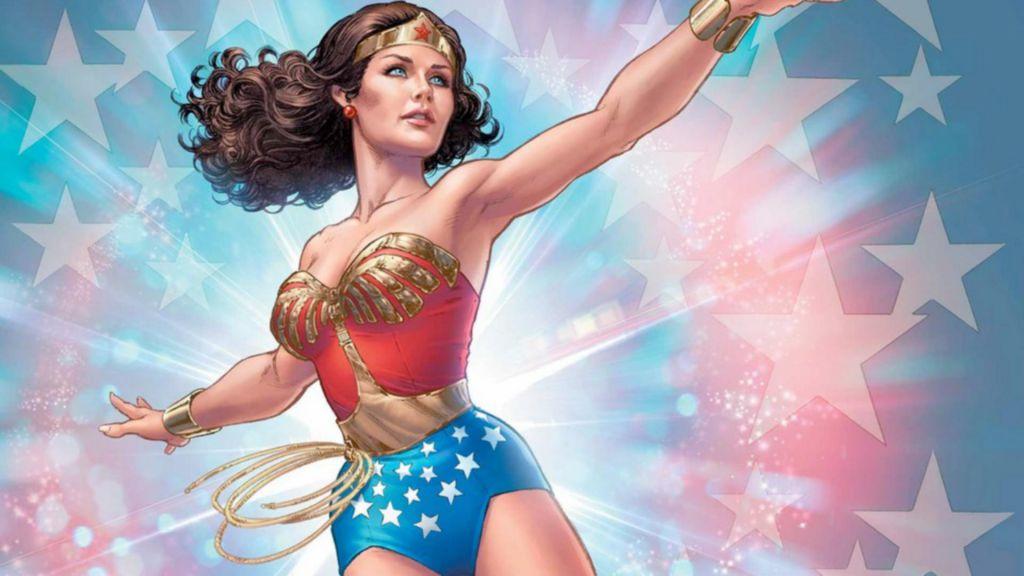 Wonder Woman DC Fan Art