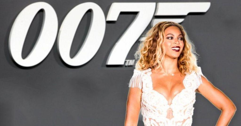 James Bond Beyonce