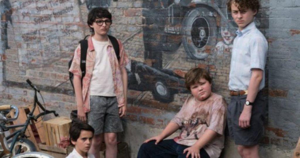 It Movie Cast Photos