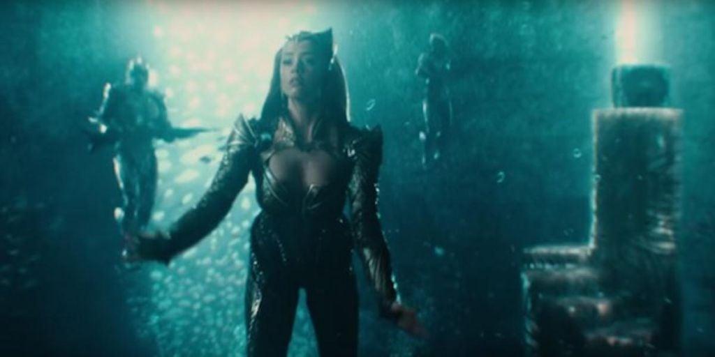 Amber Heart Aquaman